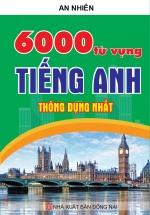 6000 Từ Vựng Tiếng Anh Thông Dụng Nhất