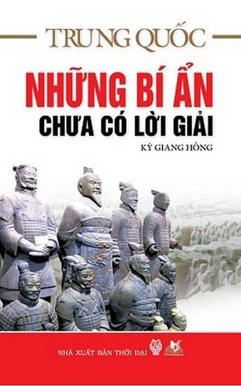 Trung Quốc Những Bí Ẩn Chưa Có Lời Giải