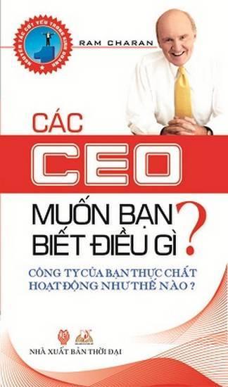 Các CEO Muốn Bạn Biết Điều Gì