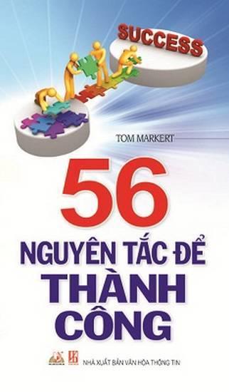 56 Nguyên Tắc Để Thành Công