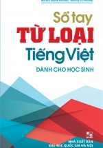 Sổ Tay Từ Loại Tiếng Việt