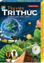 Thư Viện Tri Thức Dành Cho Học Sinh (Hộp 4 Cuốn)