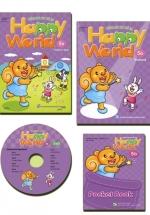 Happy World - Tiếng Anh Cho Trẻ Em - Bộ 5b