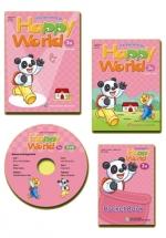 Happy World - Tiếng Anh Cho Trẻ Em - Bộ 3a