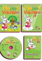 Happy World - Tiếng Anh Cho Trẻ Em - Bộ 1a