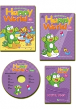 Happy World - Tiếng Anh Cho Trẻ Em - Bộ 5a