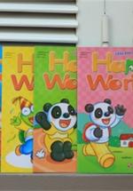 Trọn Bộ Happy World - Tiếng Anh Cho Trẻ Em