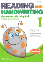 Reading And Handwriting - Đọc Và Tập Viết Tiếng Anh Dành Cho Học Sinh Tiểu Học 1