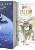 Combo Những Cuộc Phiêu Lưu Của Huckleberry Finn + Túp Lều Bác Tom