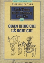 Cảo Thơm Trước Đèn - Lịch Triều Hiến Chương Loại Chí (Tập 3)