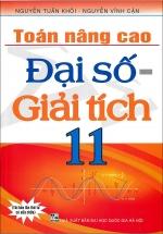Toán Nâng Cao Đại Số Giải Tích 11 (Tái Bản)