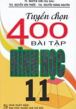 Tuyển Chọn 400 Bài Tập Hình Học 11
