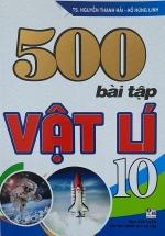 500 Bài Tập Vật Lí 10
