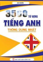 3500 Từ Vựng Tiếng Anh Thông Dụng Nhất