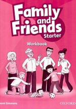 Family And Friends Starter - Workbook
