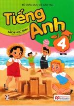 Tiếng Anh 4 - Sách Học Sinh (Tập Hai)