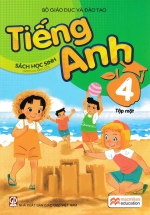 Tiếng Anh 4 - Sách Học Sinh (Tập Một)