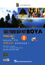 Giáo Trình Hán Ngữ Boya (Trình Độ Trung Cấp) - Tập 1 (Học Cùng App hoặc Kèm CD)