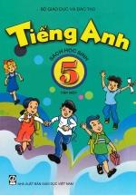 Tiếng Anh 5 Tập 1 Sách Học Sinh