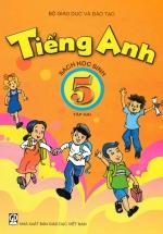 Tiếng Anh 5 Sách Học Sinh Tập 2 (Không Kèm CD)