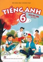 Tiếng Anh 6 Tập 1 - Sách Học Sinh (Không Kèm CD)