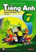 Tiếng Anh 7 Tập 1- Sách Học Sinh (Không Kèm CD)