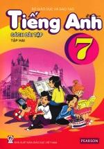 Tiếng Anh 7 Tập 2 - Sách Bài Tập (Không Kèm CD)