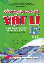 Bồi Dưỡng Học Sinh Giỏi Vật Lí 12/2 - Điện Xoay Chiều