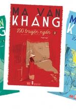 100 Truyện Ngắn Ma Văn Kháng (Trọn Bộ 3 Tập)