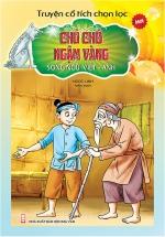 Truyện Cổ Tích Chọn Lọc Song Ngữ Việt Anh - Chú Chó Ngậm Vàng