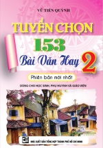 Tuyển Chọn 153 Bài Văn Hay 2