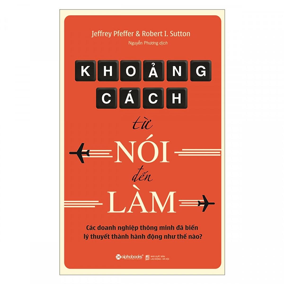 Image result for KHOẢNG CÁCH TỪ NÓI ĐẾN LÀM