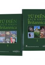 Combo Từ Điển Bách Khoa Britannica (Trọn Bộ 2 Tập)