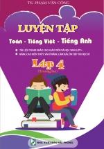 Luyện Tập Toán - Tiếng Việt - Tiếng Anh Lớp 4 (Trong Hè)