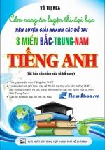 Cẩm Nang Ôn Luyện Thi Đại Học 3 Miền Bắc Trung Nam Tiếng Anh