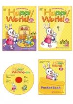 Happy World - Tiếng Anh Cho Trẻ Em - Bộ 2B