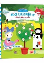 Sách Chuyển Động - First Stories - Alice In Wonderland - Alice Ở Xứ Sở Diệu Kỳ