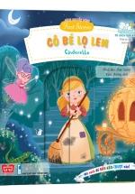 Sách Chuyển Động - First stories – Cinderella - Cô Bé Lọ Lem