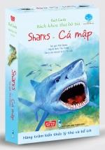 Fact Cards - Bách Khoa Thư Bỏ Túi - Sharks - Cá Mập