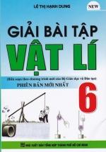 Giải Bài Tập Vật Lý 6 (Khang Việt)