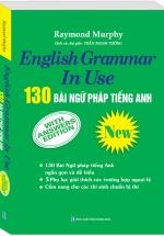 130 Bài Ngữ Pháp Tiếng Anh (Tái Bản)