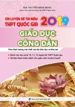 Ôn Luyện Đề Thi Mẫu THPT Quốc Gia 2019 Giáo Dục Công Dân
