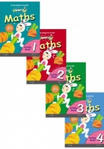Sách - Combo 4 cuốn Hooray Maths Activity Book