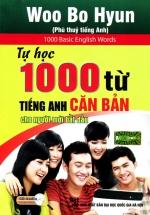 Tự Học 1000 Từ Tiếng Anh Căn Bản Dành Cho Người Mới Bắt Đầu (Dùng Kèm App MCbooks)