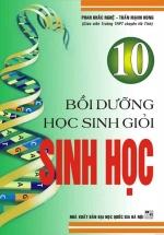 Bồi Dưỡng Học Sinh Giỏi Sinh Học 10 - Phan Khắc Nghệ