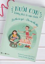 Bộ sách NCKPLCC – Cuốn 3: Bé Tự Ngủ – Cha Mẹ Thư Thái
