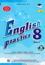 English Practice 8 Book 1 - With Answer Key