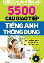 5500 Câu Giao Tiếp Tiếng Anh Thông Dụng (2018)