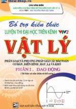 Bổ Trợ Kiến Thức Luyện Thi ĐH Trên VTV2 Vật Lý Tập 1