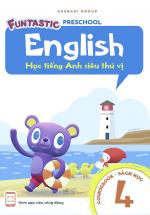 Học Tiếng Anh Siêu Thú Vị: Sách Học 4